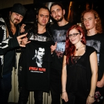 Czech Moonspell street team
