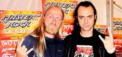Silvanus from Studiorock.ro with Fernando (foto: Silvanus)