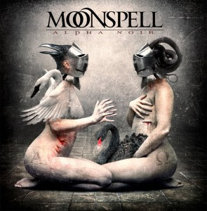 alpha noir cover art moonspell