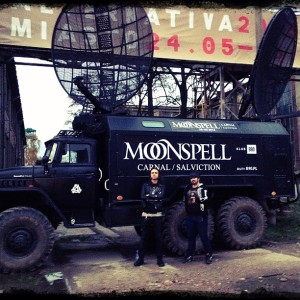 Moonspell in Gdansk